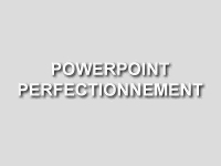 formation powerpoint perfectionnement